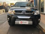 Foto numero 2 do veiculo Toyota Hilux SRV 4x4 - Preta - 2011/2011