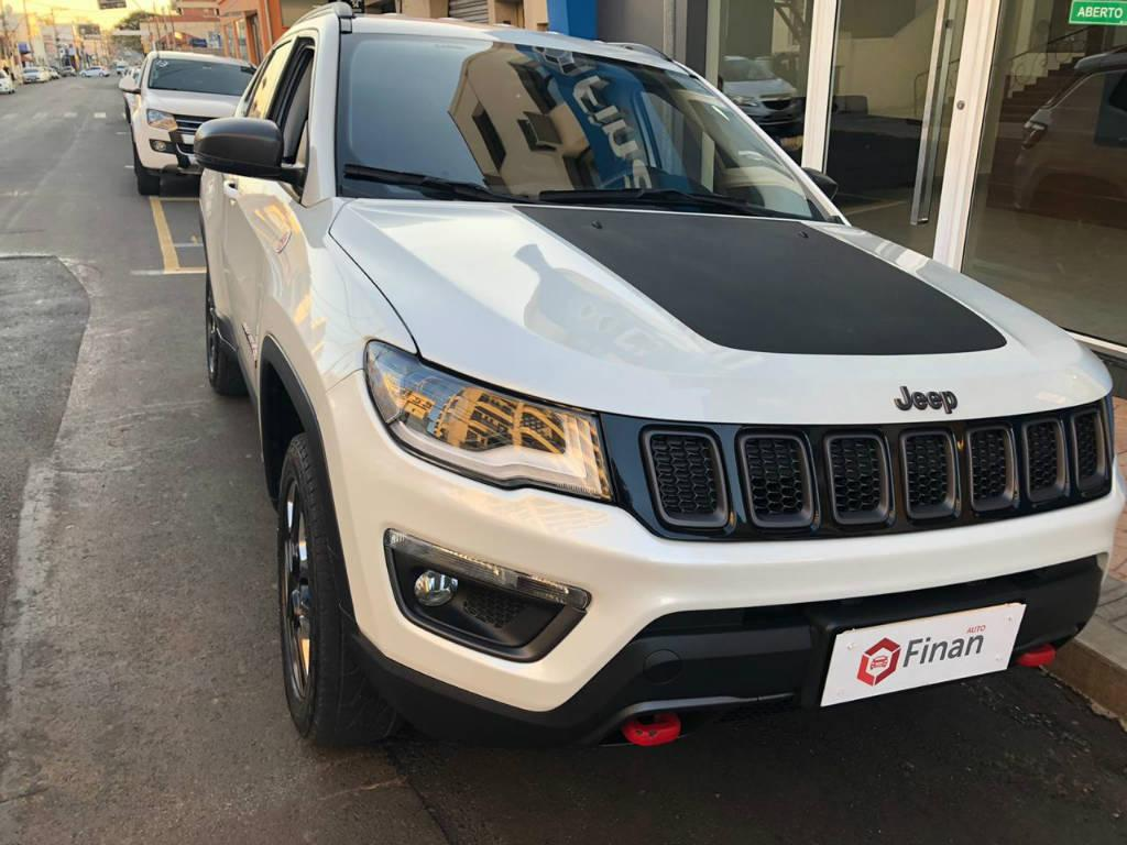 Jeep Compass Trailhawk 2.0 2017