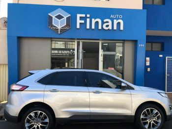 Foto numero 0 do veiculo Ford Edge Titanium AWD - Prata - 2016/2016