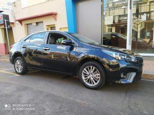 Foto numero 0 do veiculo Toyota Corolla XEI 2.0 AUTOMÁTICO - Preta - 2016/2017