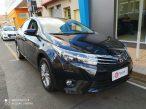 Foto numero 3 do veiculo Toyota Corolla XEI 2.0 AUTOMÁTICO - Preta - 2016/2017