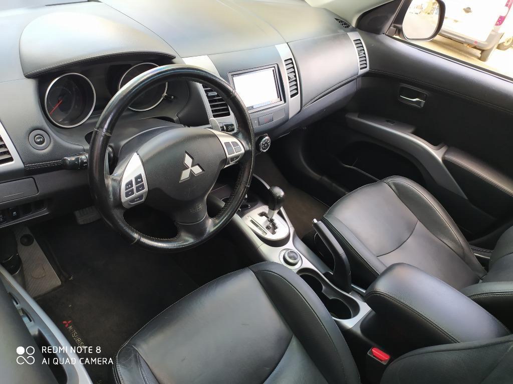 Mitsubishi Outlander 3.0 AUTOMÁTICO 2012