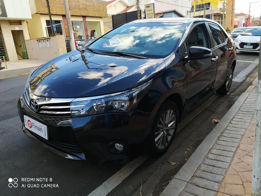 Toyota Corolla XEI 2.0 AUTOMÁTICO 2017