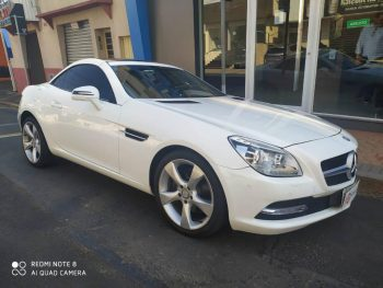 Foto numero 0 do veiculo Mercedes-Benz Slk 250 CGI TURBO - Branca - 2014/2015