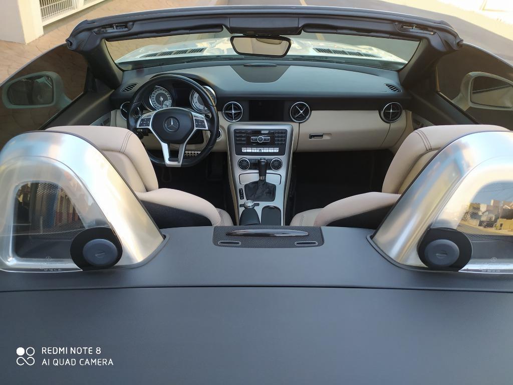Mercedes-Benz Slk 250 CGI TURBO  2015