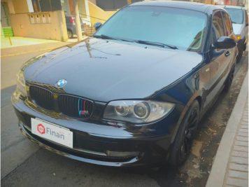Foto numero 0 do veiculo BMW 120i UD31 - Preta - 2008/2008