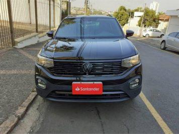 Foto numero 0 do veiculo Volkswagen T-Cross 1.0 4P 200 TSI FLEX COMFORTLINE AUTOMÁTICO - Preta - 2020/2020