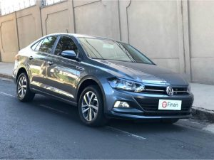 Foto numero 0 do veiculo Volkswagen Virtus 200 TSi - Cinza - 2020/2020