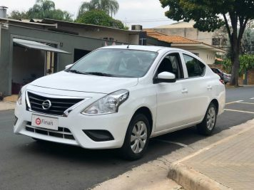 Foto numero 0 do veiculo Nissan Versa 1.6 S - Branca - 2019/2019